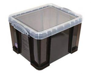 Black Plastic Containers